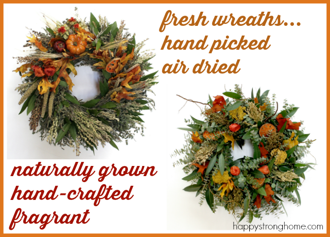Creekside Farms fresh wreaths