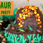 Throw a Dinosaur Birthday Party!