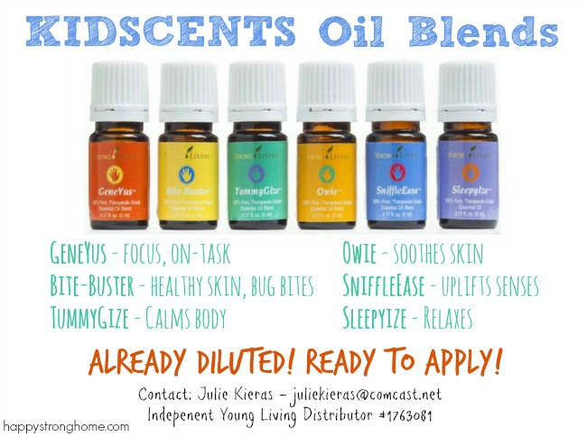 KidScents Essential Oils for Kids