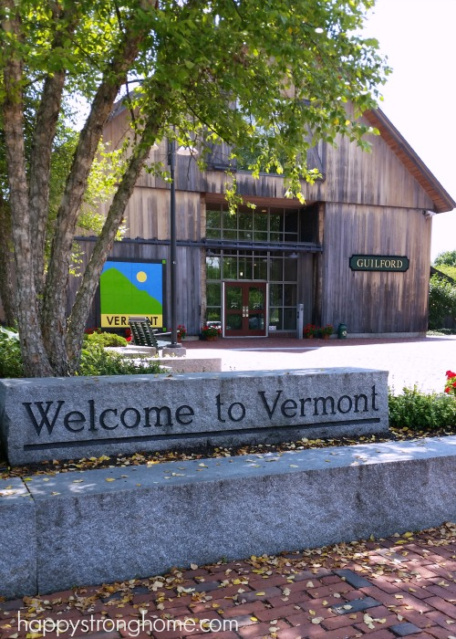 Welcome to Vermont