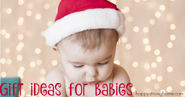 gift ideas for babies feature