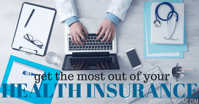 get the most from your health insurance plan pin