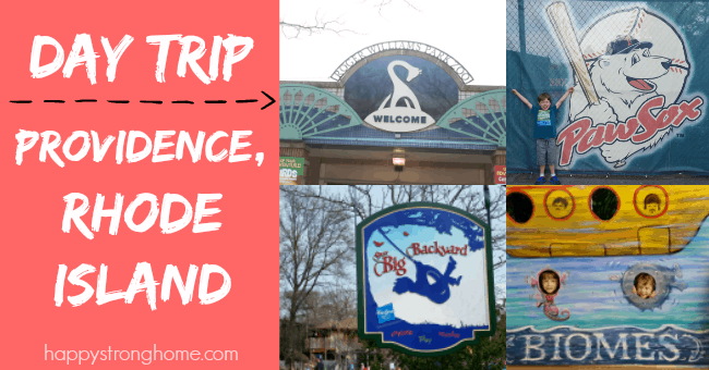 Day trip to Providence Rhode Island
