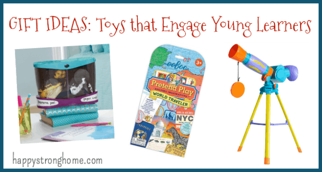 My top engaging toy gift ideas for 2016