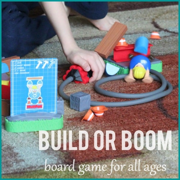 Build or BOOM – a smashingly fun game for kids