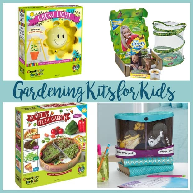 From Soil to Seeds, Engaging Gardening Kits for Kids