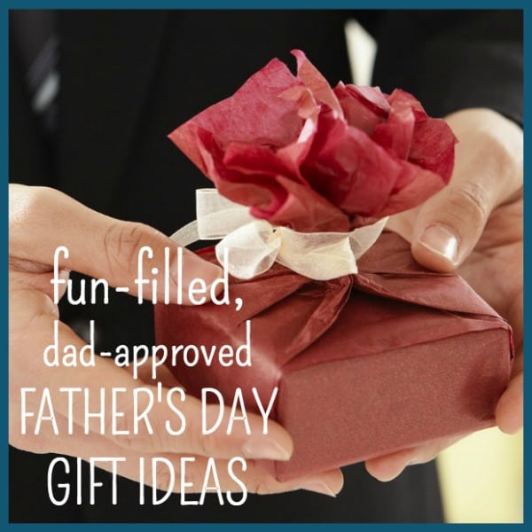 Fun-filled, Dad-approved Father's Day Gifts