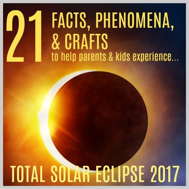 facts and crafts total solar eclipse