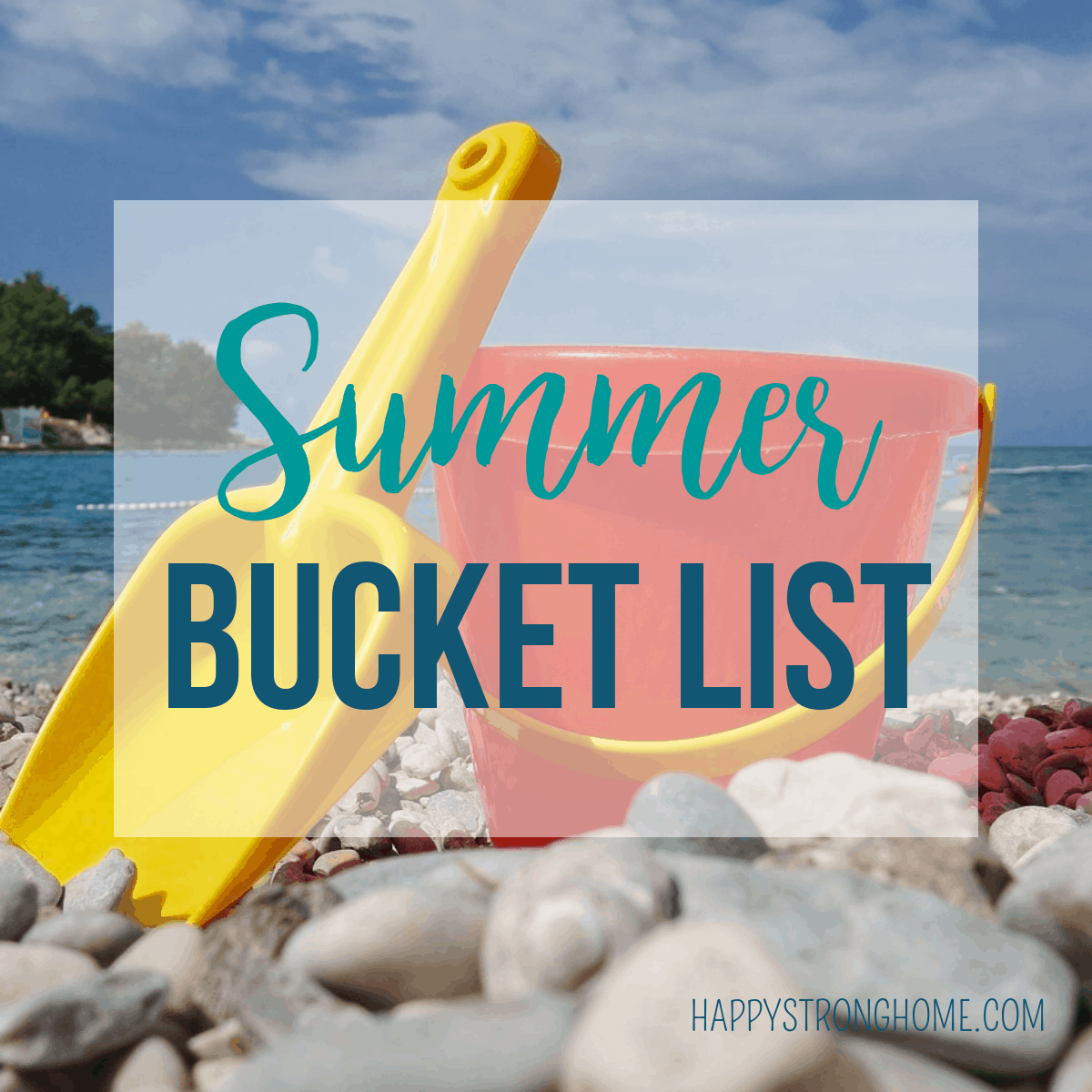Summer Bucket List for Kids (with Connecticut Links)