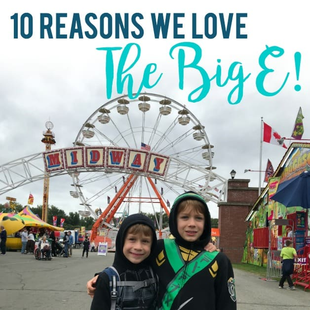 10 Reasons We Love Family Fun at The Big E