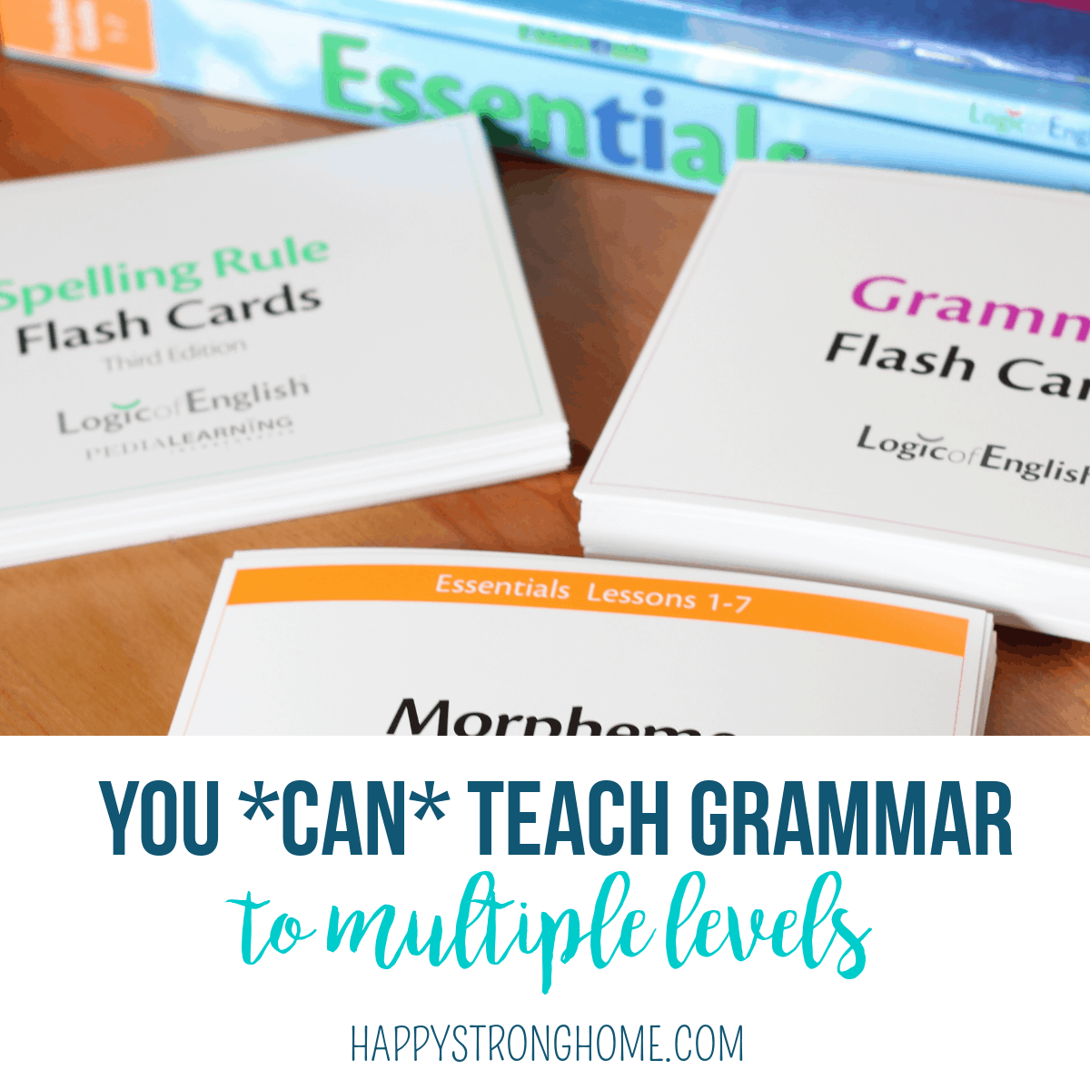 How to Teach Grammar to Multiple Levels Simultaneously!