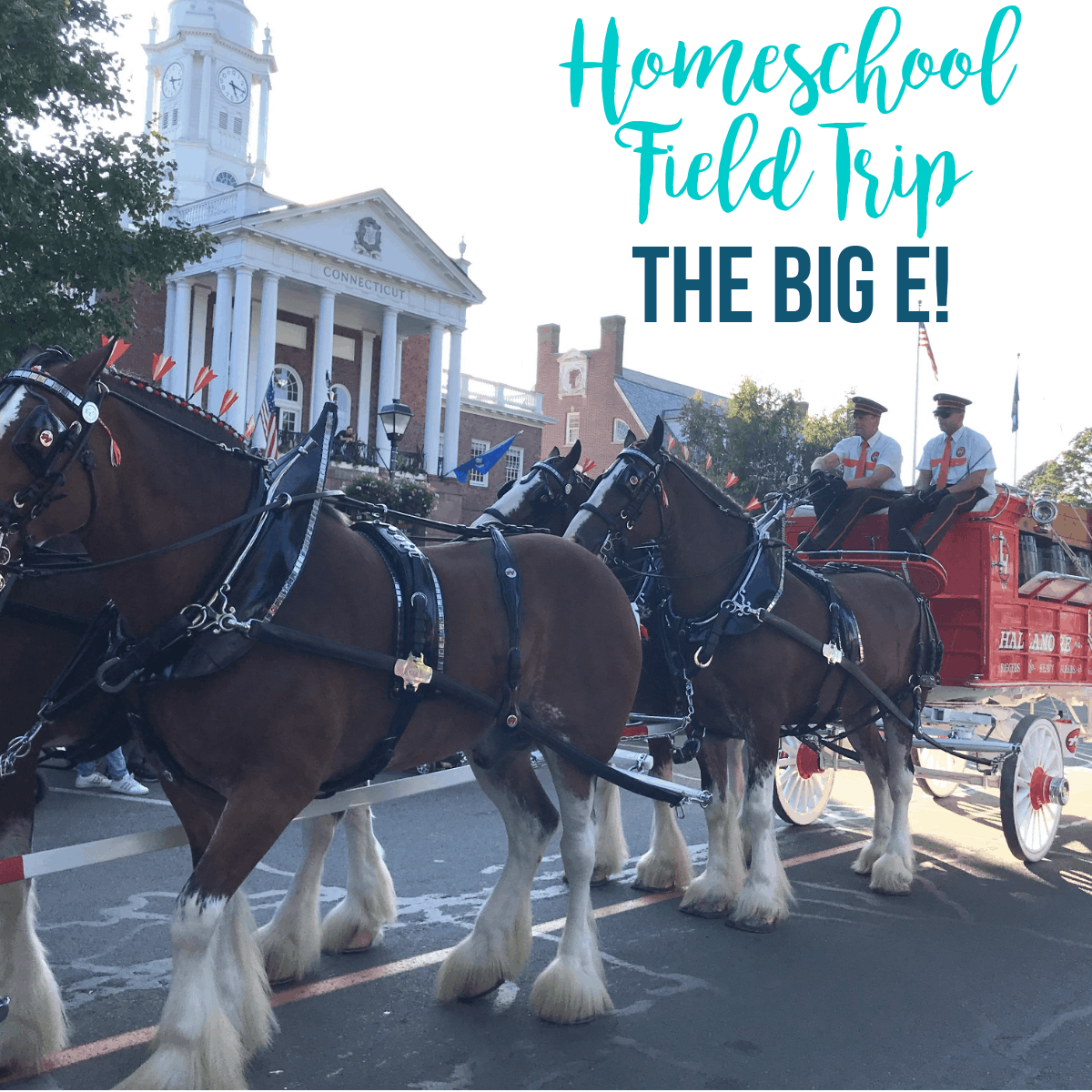 Homeschool Field Trip at The Big E – New England!