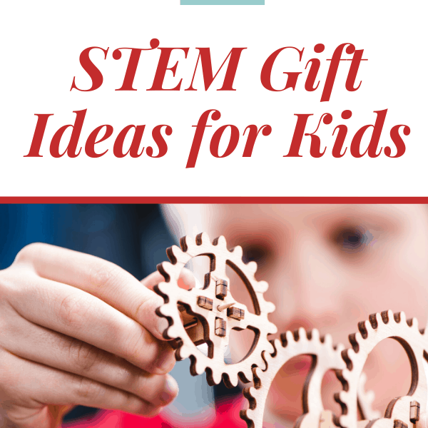 STEM Tinkering Toys Make Great Gifts!