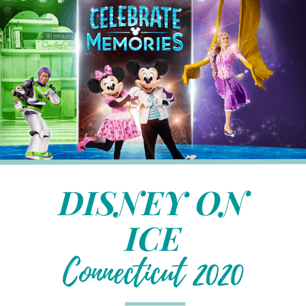 Disney on Ice Celebrate Memories 2020