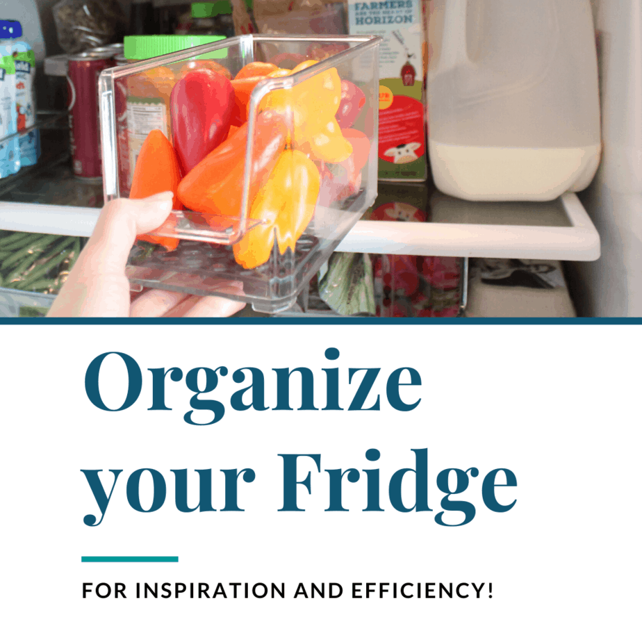 Organize your Fridge Quickly with These Tips